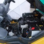 Silnik wózka Komatsu